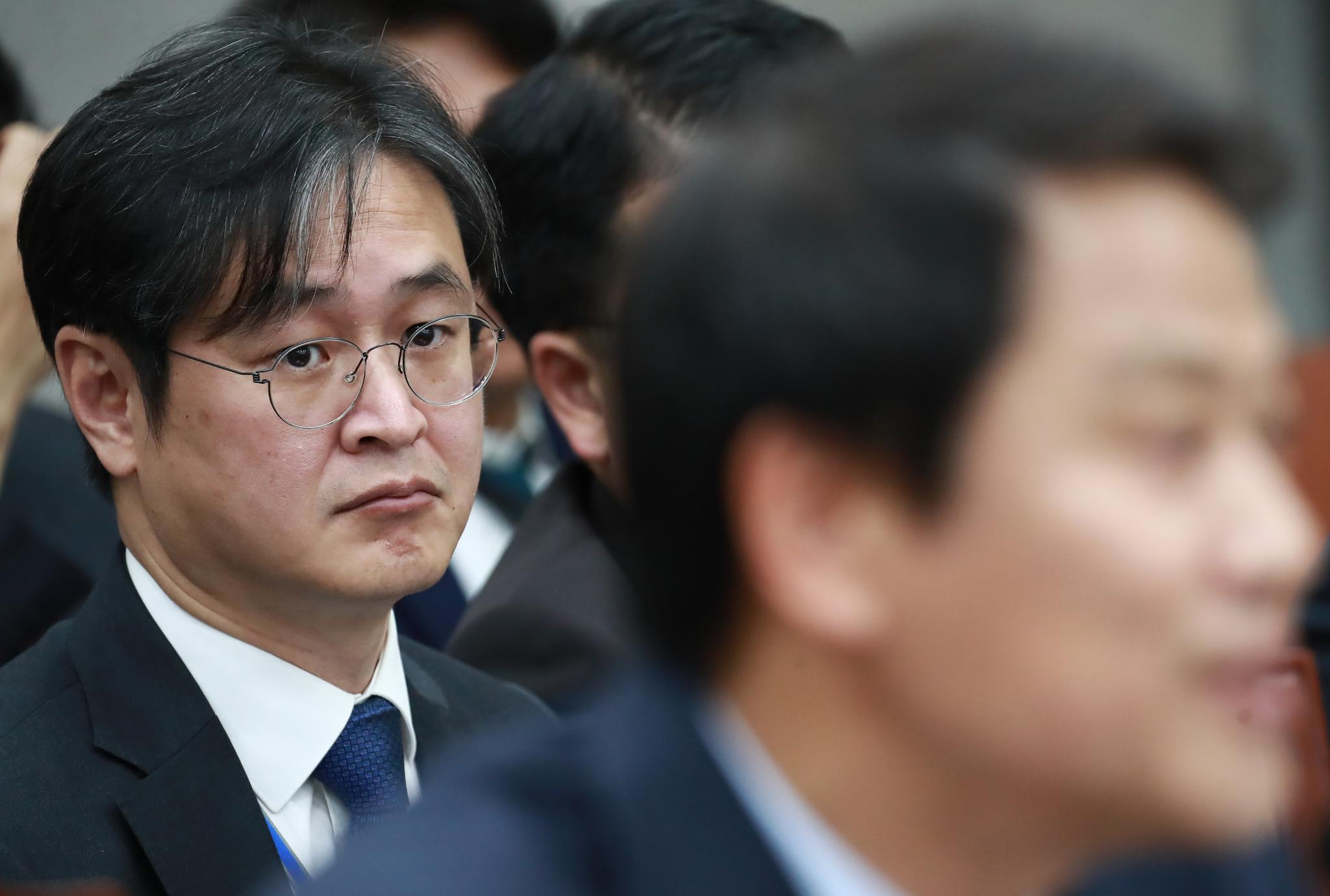박형철 전 대통령비서실 반부패비서관. [연합뉴스]