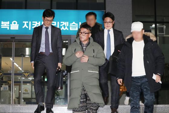 가수 김건모(52)씨. [연합뉴스]