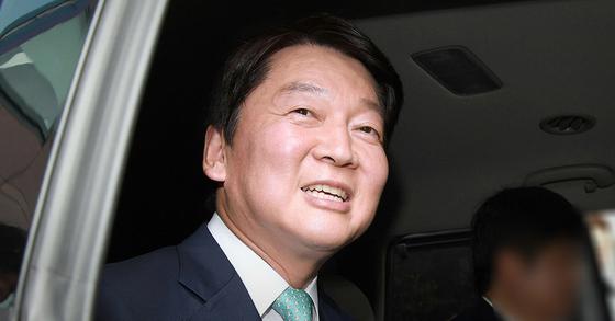 안철수 전 국민의당 대표. [연합뉴스]