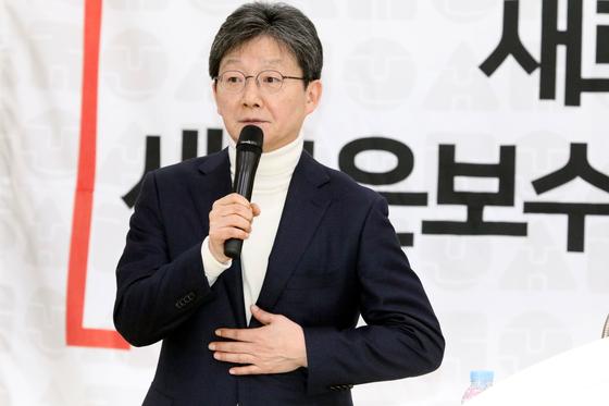 유승민 박근혜 빨리 사면됐으면…정치권 전체 노력해야