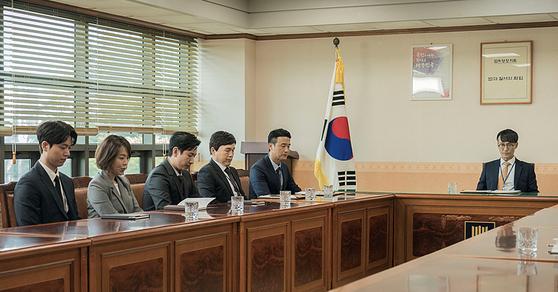 JTBC 드라마 '검사내전'의 한 장면. [사진 JTBC]