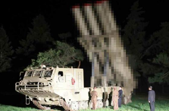 군 당국, 지난해 북한이 쏜 발사체는 5종류가 아닌 4종류