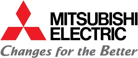 일본 미쓰비시전기 회사 로고. [사진 미쓰비시전기 홈페이지]