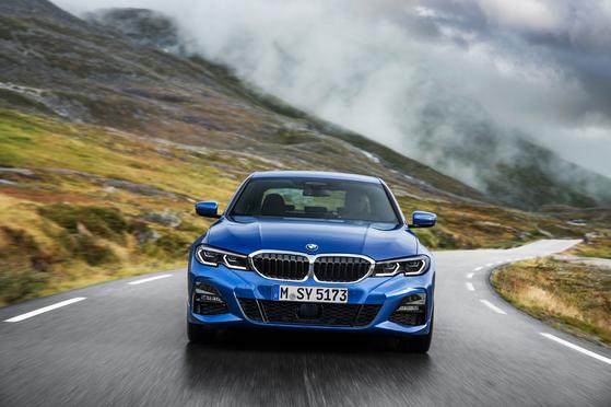 BMW 뉴3시리즈 [사진 BMW]