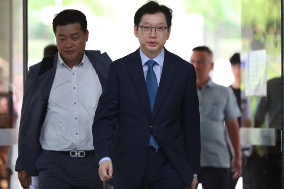 또 연기된 김경수 선고, 판결문 쓰고, 고치다 막힌것 같다