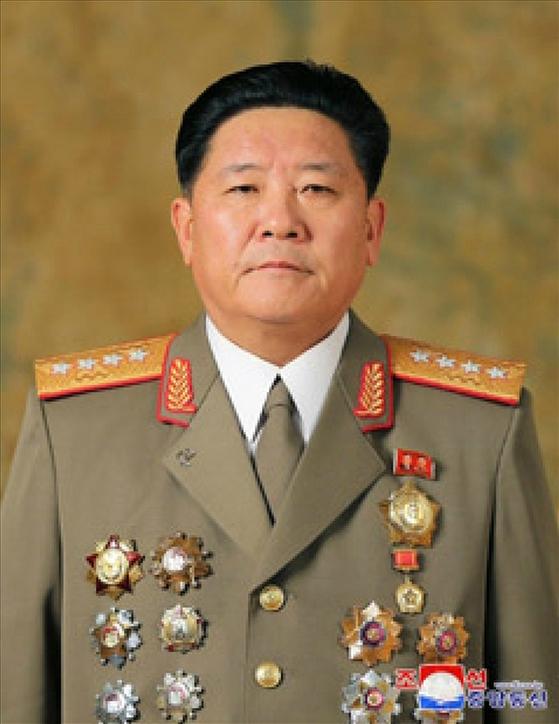김정관 신임 북한 인민무력상. [연합뉴스]