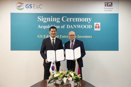 GS건설, 유럽·미국 모듈러 회사 3곳 인수…글로벌 시장 공략