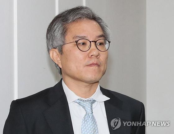 최강욱 청와대 공직기강비서관. [연합뉴스]