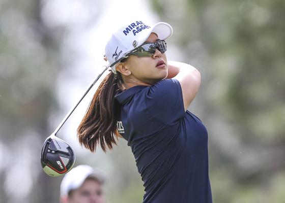 임성재, 김세영 또 선두권...설 명절 PGA, LPGA 우승 도전