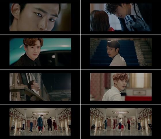 2PM '우리집' 뮤직비디오 캡처