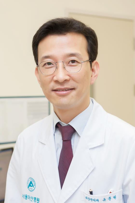 서울아산병원 위장관외과 유문원 교수