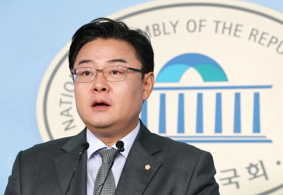 김성원 자유한국당 김성원 대변인. [연합뉴스]