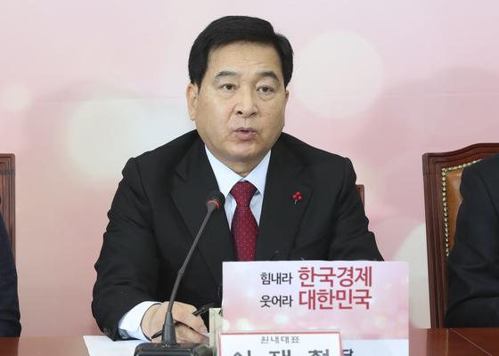 """한국당 """"원종건 감성팔이 영입··· '더불어미투당' 사과해야"""""""