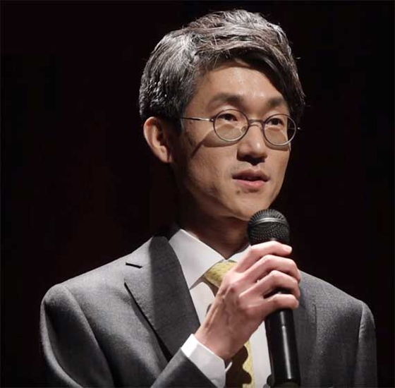 천경득 총무비선관실 선임행정관. [유튜브 캡처]