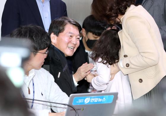 """안철수 '작은정당·공유정당 창당"""""""