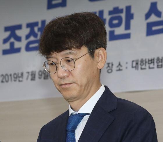 김웅 전 부장검사. [뉴스1]