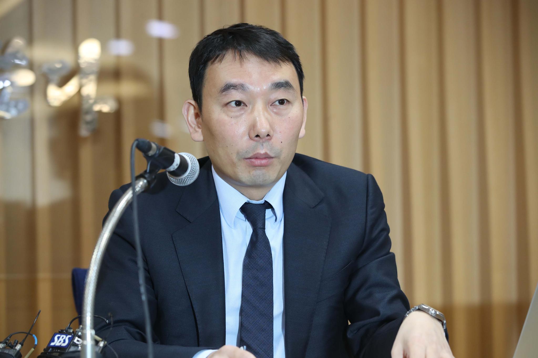 김용민 변호사. 오종택 기자