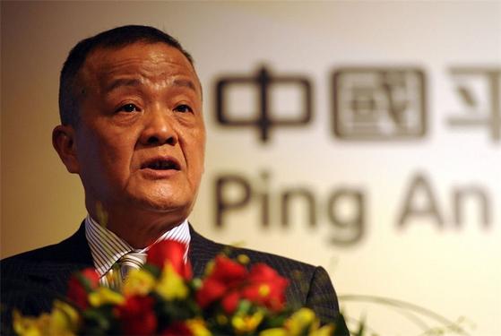 핑안그룹(平安集团)의 수장, 마밍저(马明哲) [사진 China.org.cn]