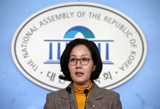 김현아 자유한국당 원내대변인. [연합뉴스]