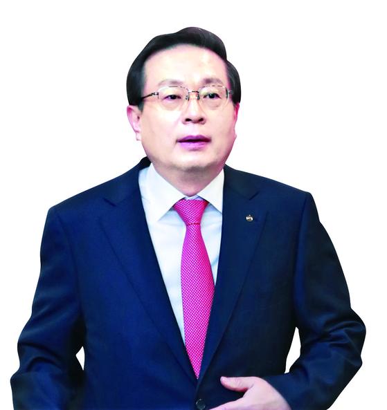 손태승 우리금융 회장 겸 우리은행장. [연합뉴스]