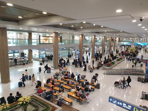 인천공항 [중앙포토]