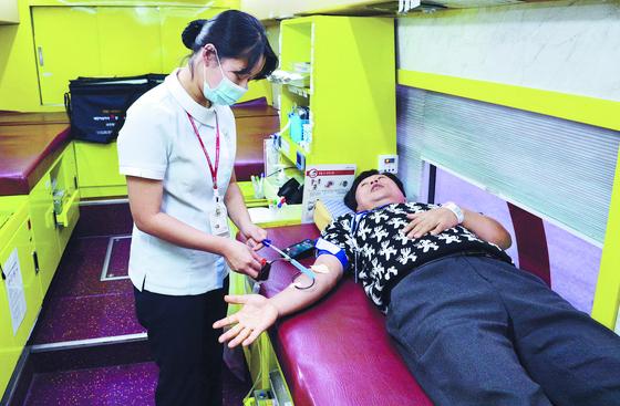 코로나도 못 막는 헌혈 운동