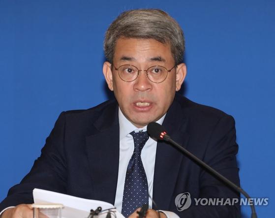 권구훈 북방경제협력위원회 위원장. [연합뉴스]
