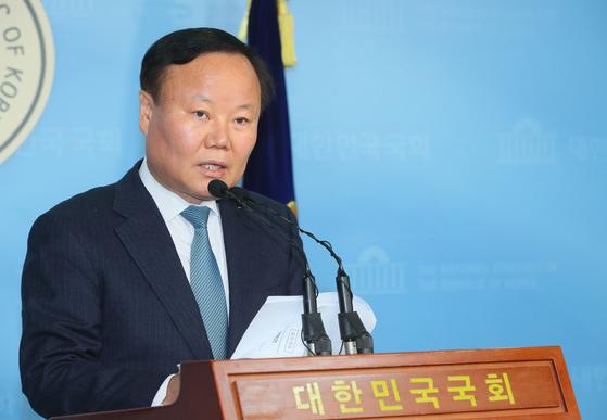김재원 자유한국당 정책위의장 [연합뉴스]