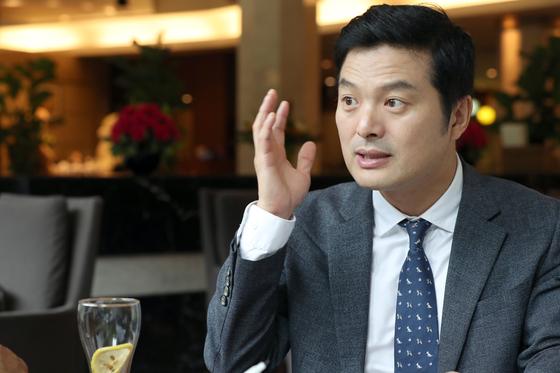김태우 전 청와대 민정수석실 특별감찰반 수사관. 최정동 기자
