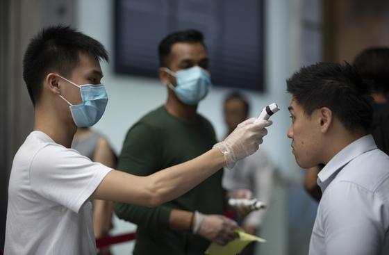 싱가포르 코로나19 확진자 8명 추가…신규 확진자 증가 최대