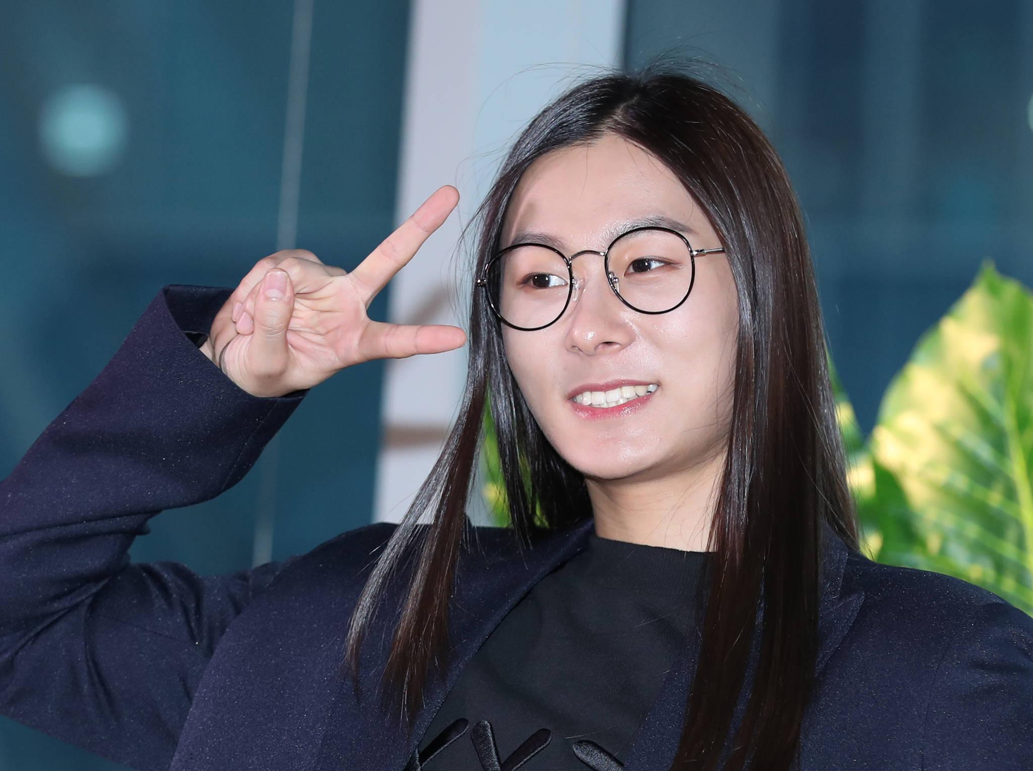 '프로듀스 101 시즌2' 출신 장문복. [일간스포츠]