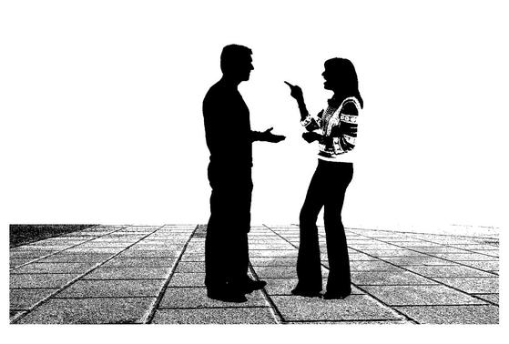 대게 잔소리는 이미 해버린 말이나 행동에 대한 반응인 경우가 많습니다. 다음에는 그러지 않았으면 좋겠다는 바람을 담고 있지만 그 행동이 지속적으로 바뀌지 않으면 질책의 의미가 강해지죠. [사진 Pixabay]