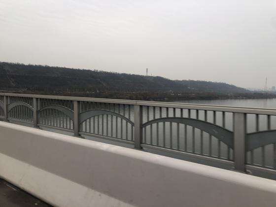 15일 수상구조요원 순직 사고 발생한 가양대교. [연합뉴스]
