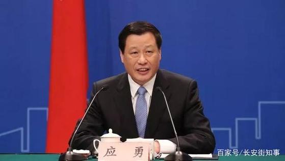 새로 후베이성 당서기에 오른 인물은 시진핑 중국 국가주석과 저장성에서 5년 동안 함께 일해 시 주석의 사람으로 불리는 잉용 전 상하이 시장이다. [중국 바이두 캡처]