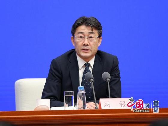 중국 질병통제센터 주임인 가오푸에 대해 최근 중국 언론에서는 조사설이 보도됐다가 정정 보도가 나오는 등 혼란스러운 모습을 보이고 있다. [중국망 캡처]