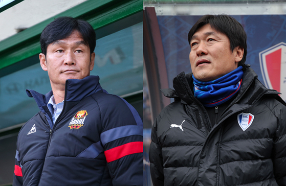 '슈퍼매치' 라이벌 FC서울과 수원 삼성이 K리그 ACL 첫 승리에 도전한다. 서울은 오는 18일 멜버른 빅토리와, 수원은 19일 빗셀 고베와 대결을 펼친다. 사진=한국프로축구연맹