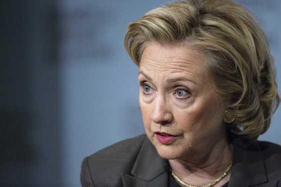 힐러리 클린터 전 미국 국무장관. 최근 블룸버그와의 러닝메이트 설이 흘러나왔다. [로이터=연합뉴스]