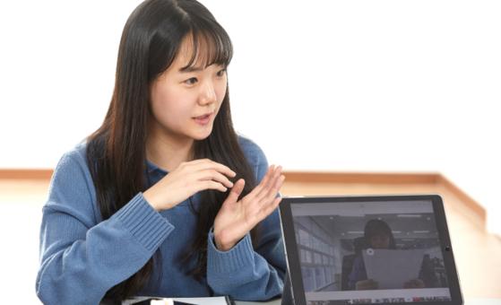 오 마케터는 블로의 특징으로 다양한 자막 기능을 꼽는다. 한국인의 영상 시청 특성에 맞게 여러 디자인, 구성의 자막 등을 개발한다는 게 오 마케터의 설명이다.