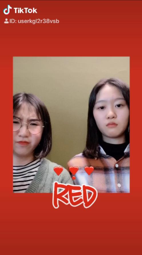 김나연 학생기자가 가수 스텔라 장의 노래에 맞춰 '컬러스' 챌린지 촬영에 도전했다.