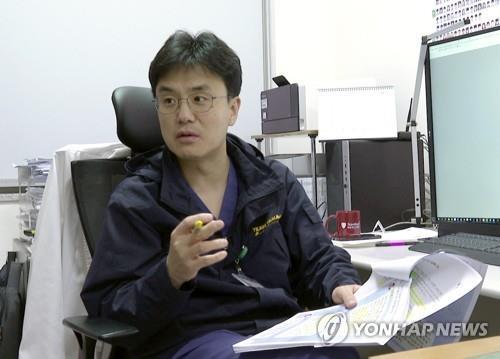 정경원 교수. [연합뉴스]