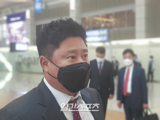 김태형 두산 감독이 2차 스프링캠프 계획을 전했다. IS포토