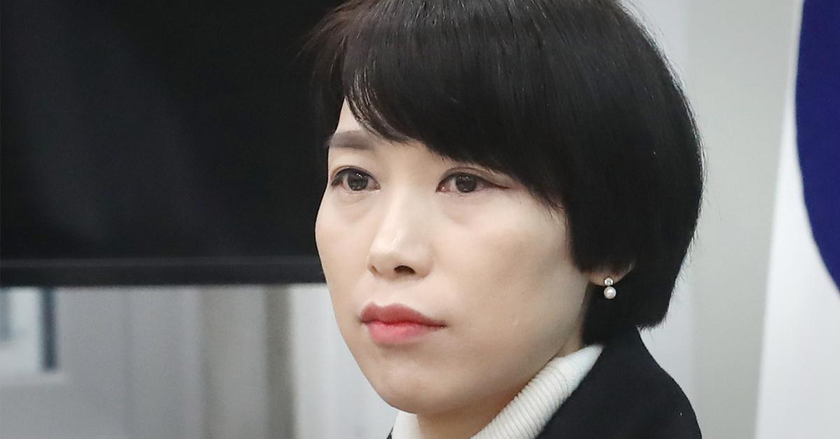 김정화 신임 바른미래당 대표. [뉴스1]
