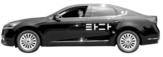 고급 택시 전용 플랫폼인 '타다 프리미엄' [사진 VCNC]