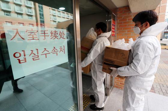 """정부 中유학생 관리에 42억 투입 """"도시락비는 지원 불가"""""""