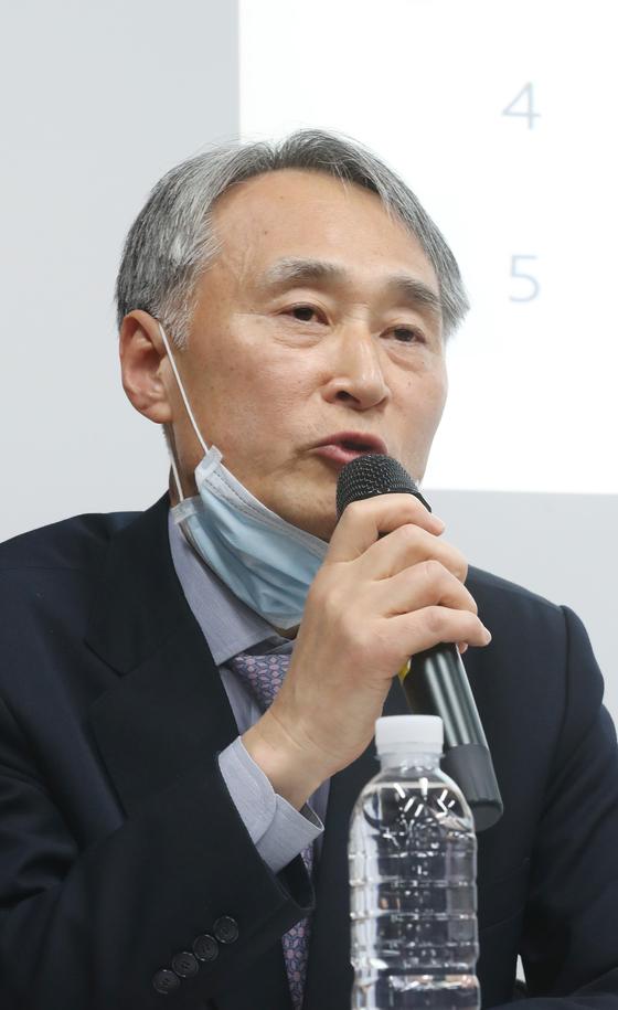 오명돈 중앙임상위원회 위원장. 연합뉴스