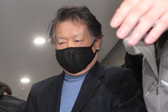 '50대 사업가 납치·살해' 혐의 조폭 부두목 조규석 구속영장 신청