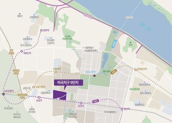 서울 마곡지구 962세대 분양…로또청약될까 3월 청약 시작