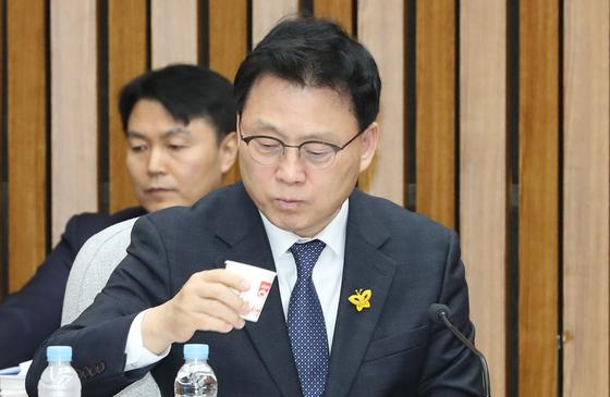 박광온 더불어민주당 최고위원 [연합뉴스]
