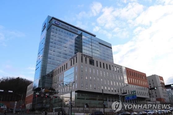은평성모병원 전경.연합뉴스