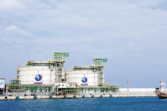 한국가스공사는 전국 시·도 중 유일하게 LNG 공급 혜택을 받지 못했던 제주도에 천연가스 공급을 지난해 11월부터 시작했다. [사진 한국가스공사]